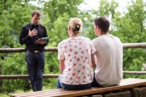 Freie Trauung Hochzeit in Heidelberg – Tilman Gerber