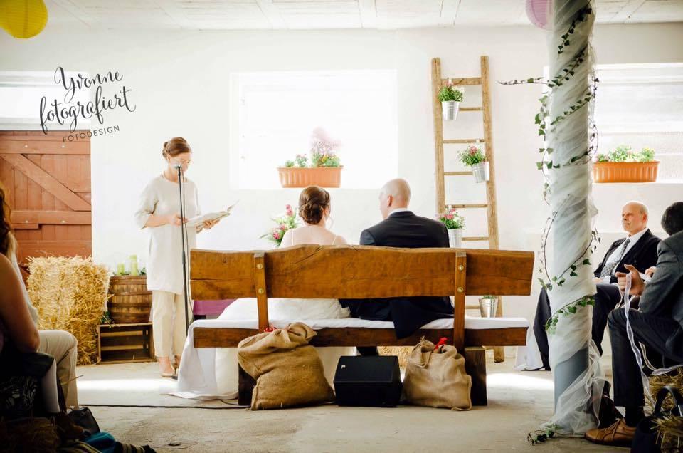 Trau Dich mit einem freien Theologen als Hochzeitsredner