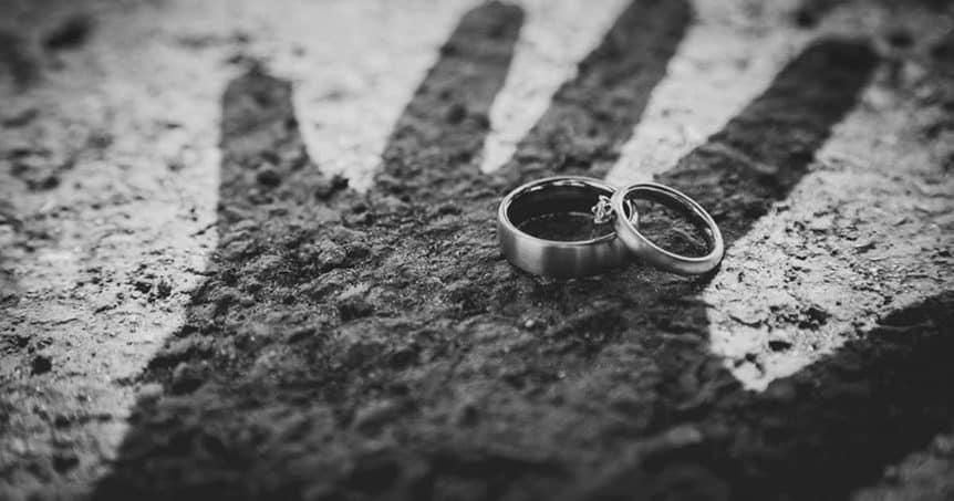 Damit es vor der Trauung nicht zur Scheidung kommt!