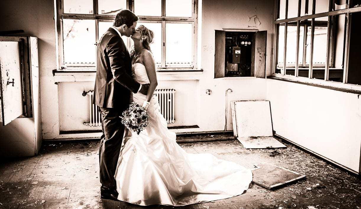 Vier Phasen einer Ehe
