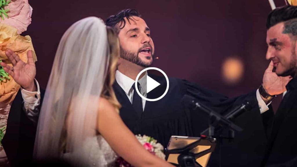 DSDS Hochzeit - Samuel Diekmann