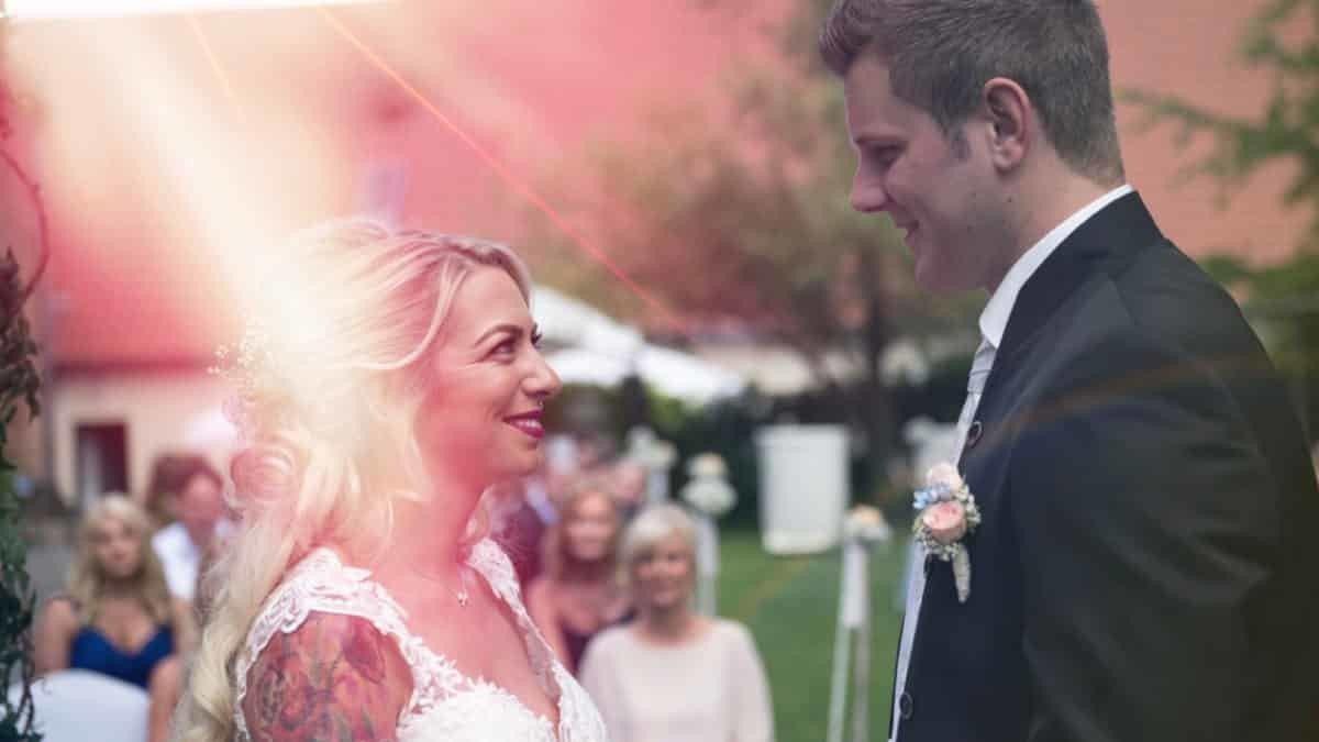 Fürstlichen Remise in Gründau - Hochzeit