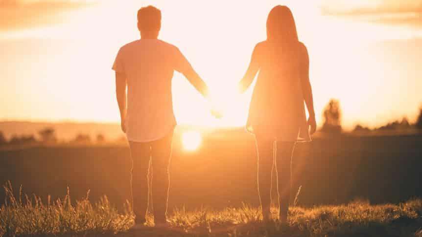 Männer: Nur die ganz Harten kommen in den Garten der Ehe!