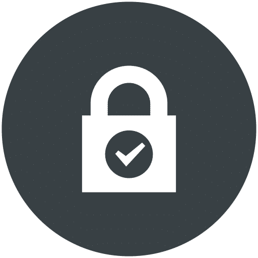 Eure Daten bleiben sicher!